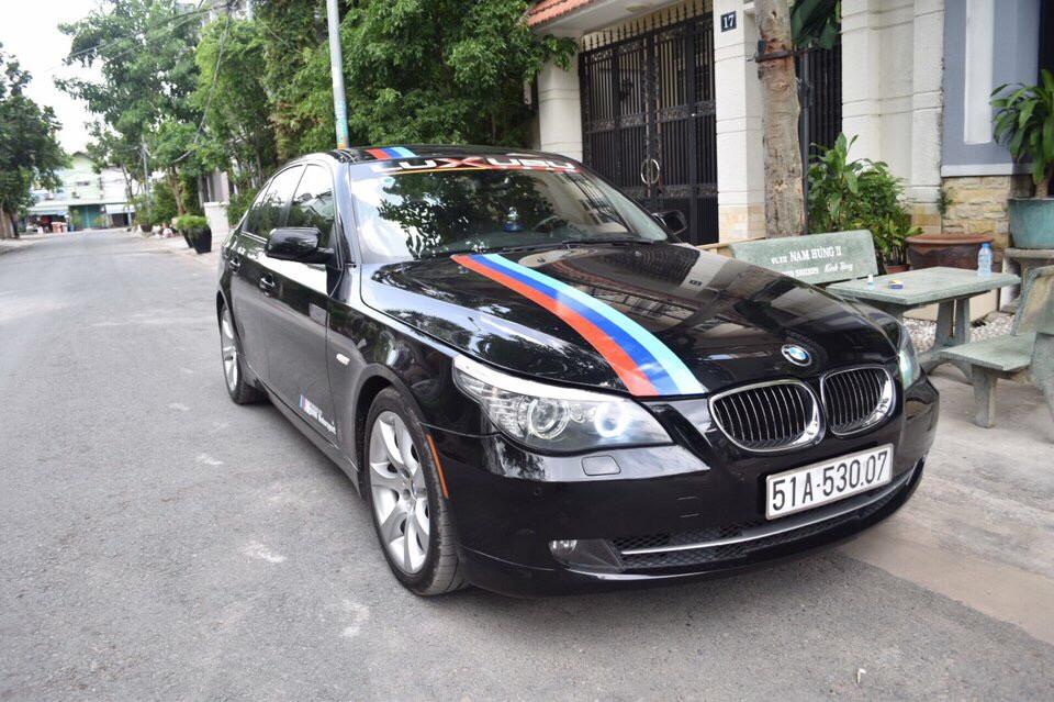 BMW 535I AT ĐK 2009 SX2007