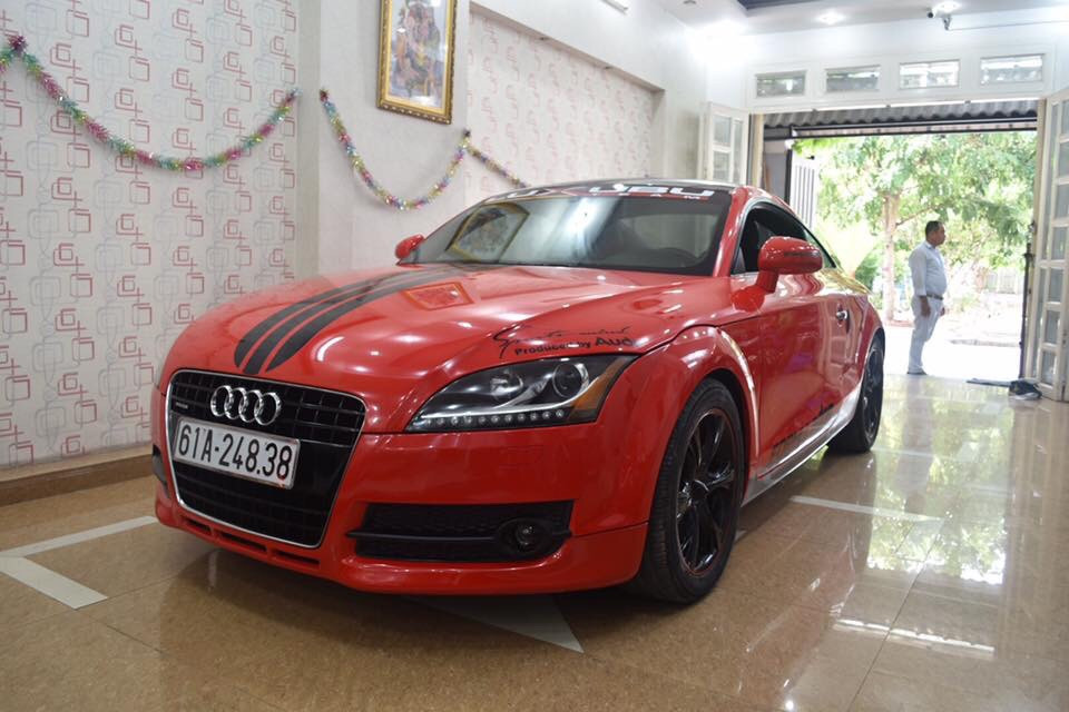 AUDI TT 3.2RS SX 2007 FULL OPTION , NAVI