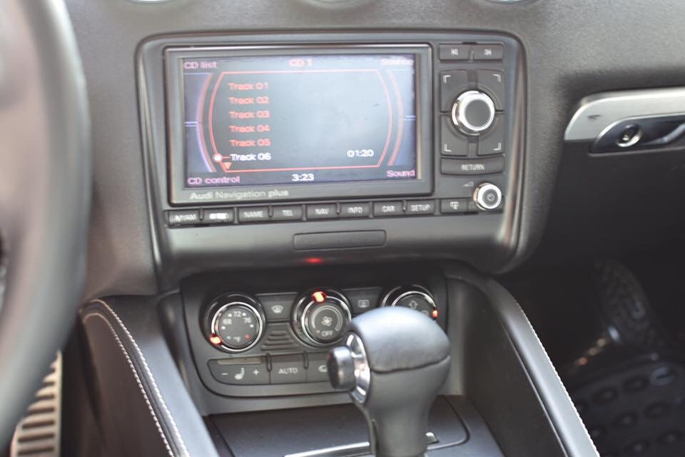 AUDI TT 3.2RS SX 2007 FULL OPTION , NAVI