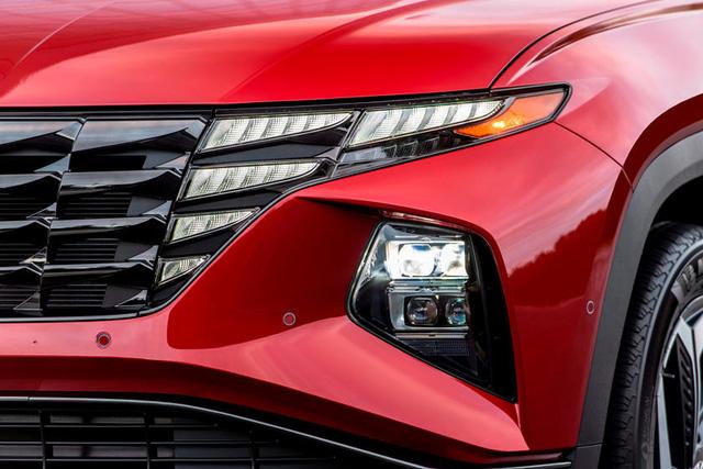 Bí quyết tạo ra hệ thống đèn ẩn trên dòng Hyundai Tucson