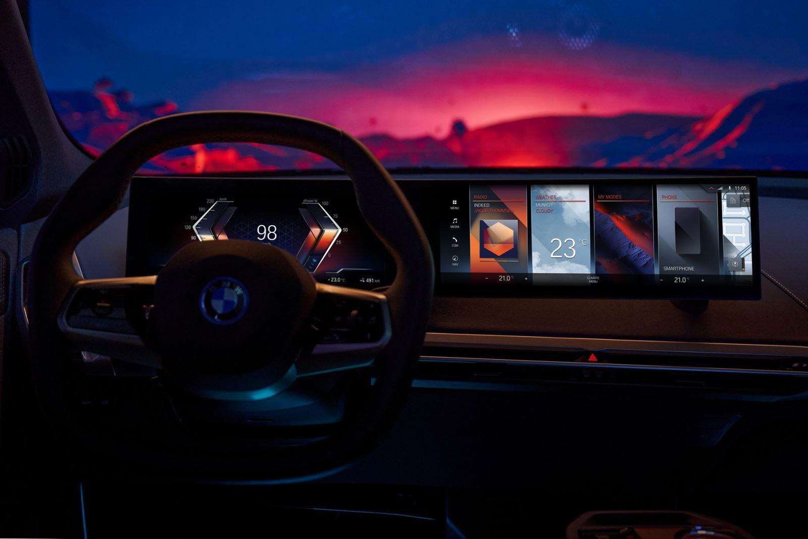Tìm hiểu hệ thống IDrive trên BMW xem có gì đặc biệt