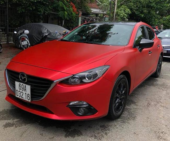 Mua ô tô cũ của Mazda không nên bỏ qua 3 mẫu này