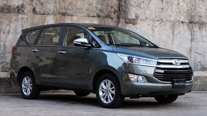 Mua ô tô đã qua sử dụng, bạn chắc chắc sẽ tiếc nuối nếu bỏ qua Toyota Innova 2017