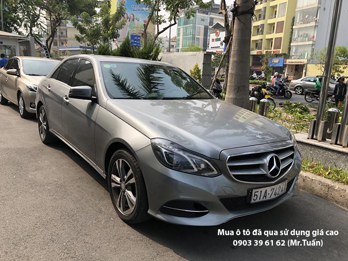 Mescedes E250 2013