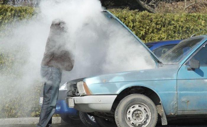 Nguyên nhân động cơ xe ô tô quá nóng và cách phòng tránh