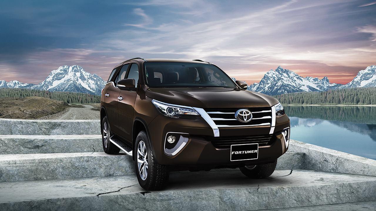 Mua xe Toyota trả góp như thế nào ?