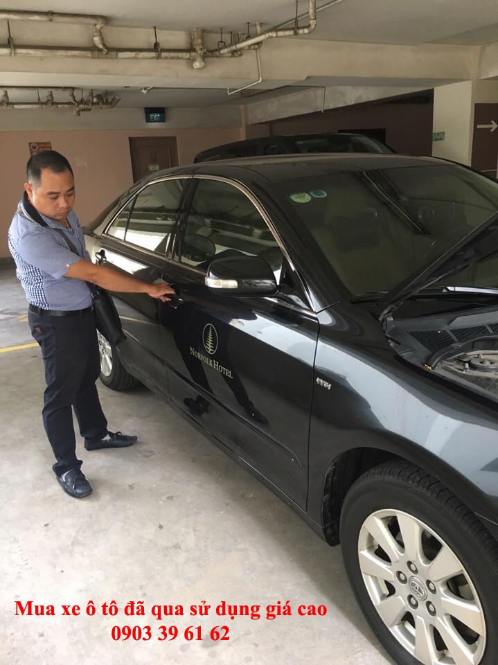 Hướng dẫn cách kiểm tra khi mua xe ô tô cũ.