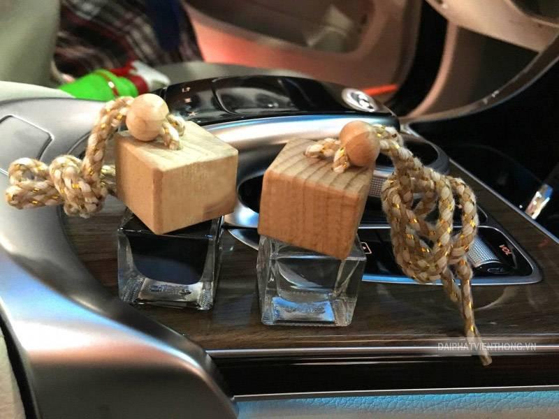 Lưu ý khi sử dụng tinh dầu ô tô đảm bảo an toàn