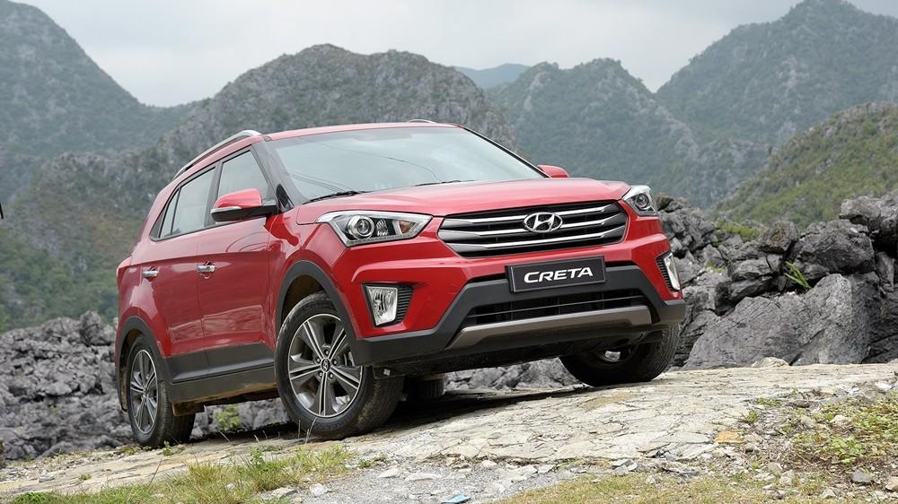 Đánh giá Hyundai Creta .