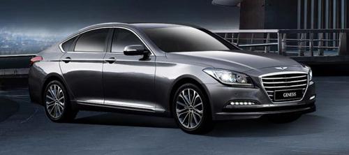Hyundai Genesis 2015 - CSGT Bó Tay Với Công Nghệ ``né`` bắn tốc độ
