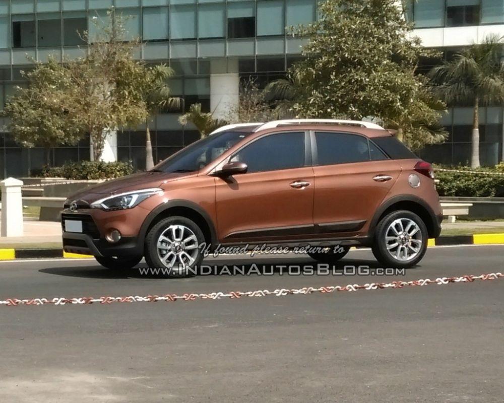 Hyundai I20 Active Sắp Được Phân Phối Toàn cầu .