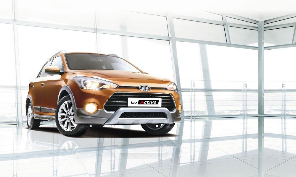Hyundai I20 Active : Trãi nghiệm sự tinh tế .