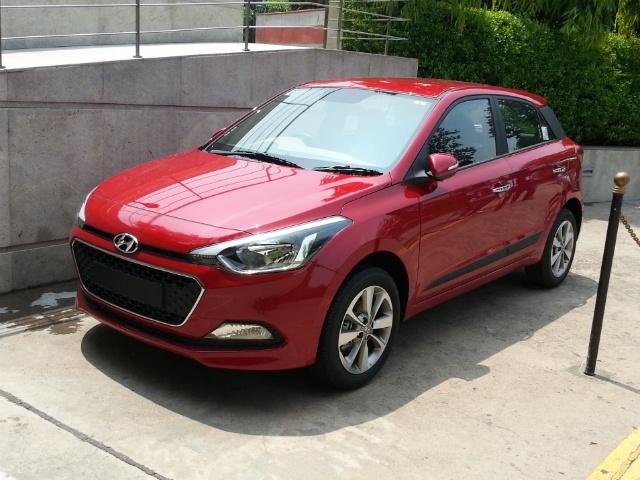 Hyundai I20 Elite - Đơn Hàng