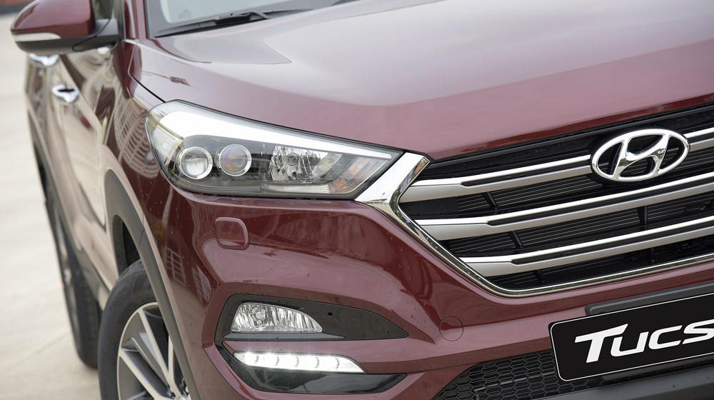 Có nên mua Hyundai Tucson 2016 ?