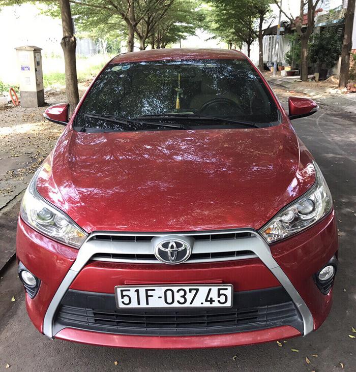 Mua xe ô tô đã qua sử dụng vì sao nên mua xe Toyota Vios?
